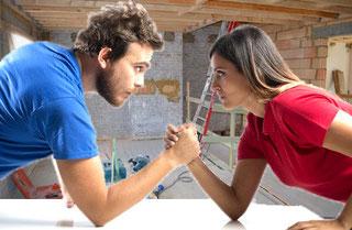 Conférence: Eviter les tensions de couple, pour la mise en place de votre projet