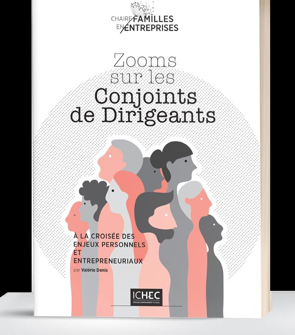 Livre : Zooms sur les  conjoints de dirigeants